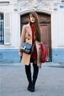 Black-topshop-boots-red-knit-sweater