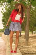Stradivarius jacket - Formula Joven shirt - fun&basics bag - Sfera bag - Sfera s