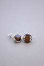 Brown-stud-earrings-crosswoodstore-earrings
