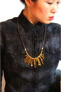 Gold-crosswoodstore-necklace