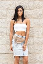 fanny pack Lillys Kloset accessories - boyfriend Lillys Kloset shorts