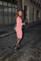 Isabel Marant boots - asos dress