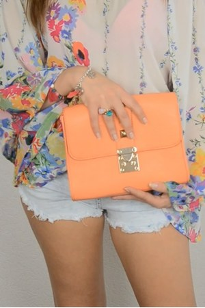 rings ILVY jewels ring - H&M blouse
