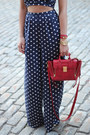 Red-satchel-red-31-phillip-lim-bag-blue-polka-dots-urban-outfitters-jumper