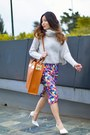 Beige-theory-sweater-burnt-orange-retro-sophie-hulme-bag-zara-skirt