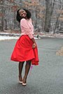 Red-oasap-skirt