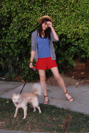 forever 21 shirt - shorts - Urban Outfitters shoes