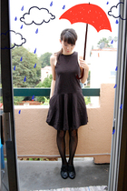 delias shoes - Urban Outfitters stockings - Urban Outfitters dress