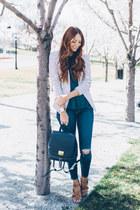 striped blazer Sophie & Trey blazer