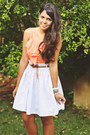 Salmon-forever-21-top-light-blue-zara-skirt