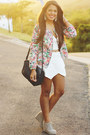 Pink-floral-bomber-zara-jacket-navy-shoulder-zara-bag