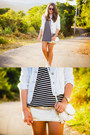Light-blue-bullhead-jacket-black-striped-zara-top