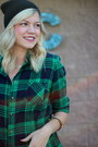 Army-green-booties-old-navy-boots-black-beanie-jcrew-hat