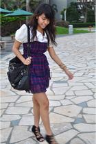 blouse - shoes