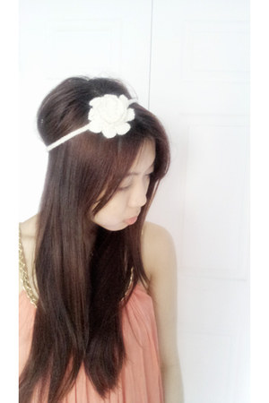 cotton hk streetstyle dress - minidollsofdoom hair accessory
