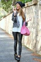 the bag shoes Zzara bag