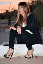chaueta Zara blazer