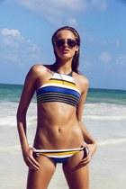 Resort Runway swimwear