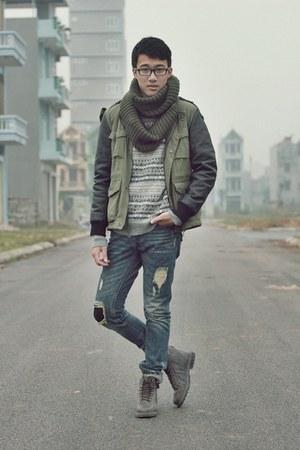 street style Zara coat