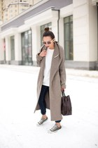 Chic and cozy oversize
