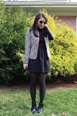 H&M jacket - Forever 21 heels