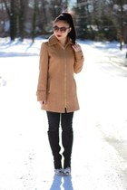 Tahari boots - Michael Kors coat