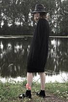 black menswear asos hoodie