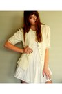 Off-white-dress-vertigo-dress-eggshell-lace-vintage-jacket