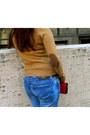 Camel-zara-sweater-tawny-lf-stores-heels-dark-brown-ralph-lauren-belt