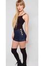 Betsey-johnson-shorts