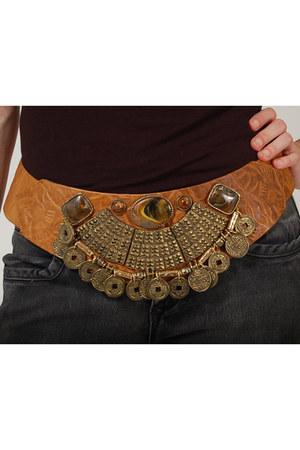 Lotus Vintage belt