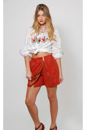 Vera Pelle skirt