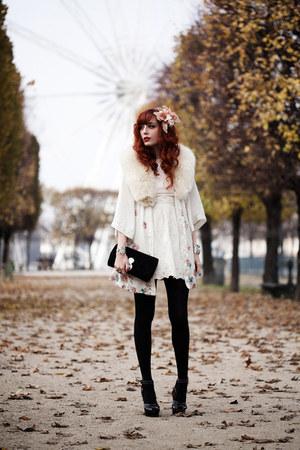 white kimono vintage jacket