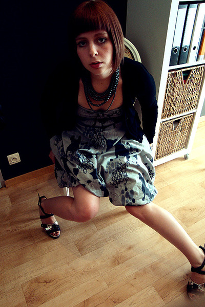 NMPH dress - Miss Sixty shoes