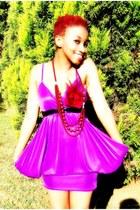 Truworths Glamour dress - necklace - accessories