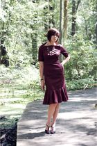 purple Shabby Apple dress