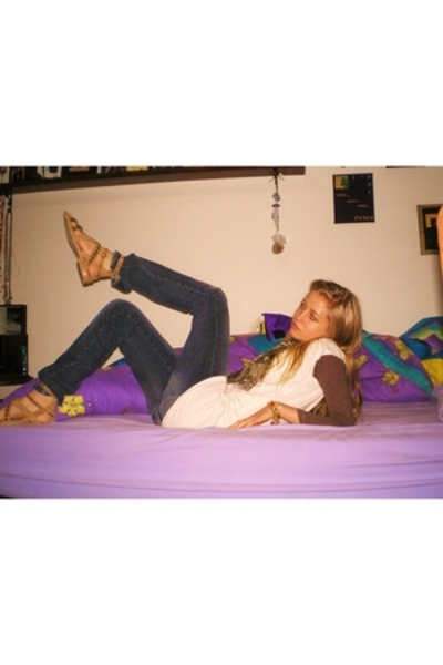 Sportsgirl - Mavi jeans - Valleygirl t-shirt