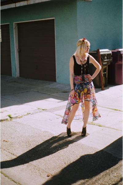 redone vintage Imonni skirt - LoveIt Jewelry accessories