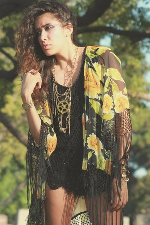 LoveIt necklace - large stone LoveIt ring - LoveIt bracelet
