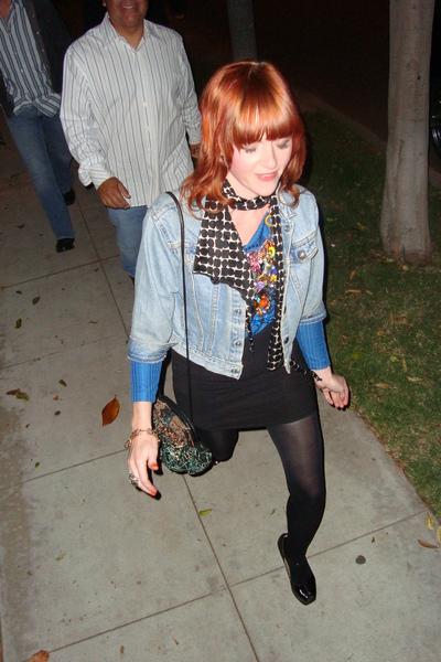Levis jacket - Topshop skirt - vintage scarf - vintage shirt - Un-Conventional n