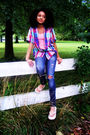 Thirft-shirt-forever21-shirt-decree-jeans-white-old-navy-shoes