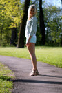 Light-blue-kohls-jacket-white-gap-shirt-sky-blue-kohls-shorts