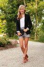 Ivory-cynthia-rowley-shirt-black-zara-bag-heather-gray-forever-21-shorts