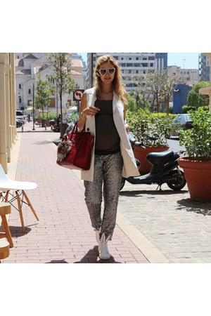 H&M pants - Celine bag - H&M top