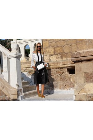 Zara skirt - Style Mafia top