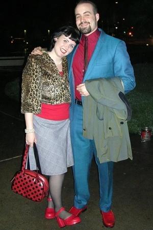 top - vintage  jacket - Wet Seal skirt - Addicted purse - Rocket Dog shoes