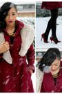 Matalan-shoes-topshop-coat
