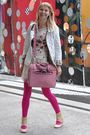 White-burberry-jacket-pink-modcloth-shoes-silver-lucid-new-york-necklace-p