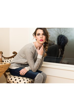 Lucky B Boutique sweater - Lucky B Boutique jeans