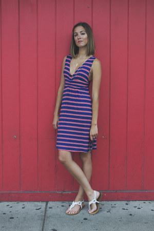 striped dress LuckyB Boutique dress